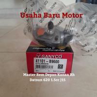 Wheel Cylinder Master Rem Roda Depan Kanan Rh Datsun 620 1.500cc J15