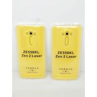 "Anti Crack Zenfone 2 Laser 5.5 ZE550KL 5.5"" Softcase Anti Benturan"