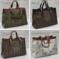 Totebag Fendi premium quality tote bag wanita branded