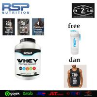 Rsp Whey 5Lb Rsp Whey Protein 5Lb BPOM Free dobel bonus bukan ans