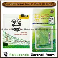 Baterai Oppo F1+ F1 Plus R9 BLP609 Double Power Batre HP Rakkipanda
