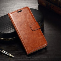 Realme 6 flip wallet leather