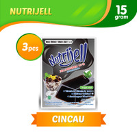 Nutrijell Cincau 3 pcs