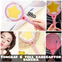 cardcaptor sakura wand toll tongkat gto tongtoll cardcaptor sakura