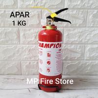 APAR 1 kg Tabung Pemadam Api fire extinguisher ABC Powder 1kg
