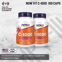 Now Foods C-1000 100 Tablet Now Vitamin C 1000 mg For Antioxidant