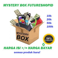 Mystery Box futureshopid Kotak Kejutan