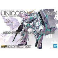 Bandai MGEX MG EX 1/100 Unicorn Gundam ver.ka full led hangar 3 shield
