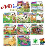 buku cerita anak : seri hewan halal dalam al Qur'an