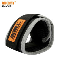 JAKEMY JM-X5 Portable Gelang Magnetic Wristband Bag with Strong Magnet