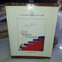 BUKU ORI-STATISTICAL TECHNIQUES IN BUSINESS AND ECONOMICS.12 EDITION