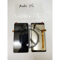 LCD TOUCHSCREEN XIAOMI REDMI 2 SET ORIGINAL - Hitam