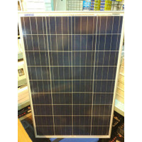 solar panel cell luminous tenaga surya 12v 12 v 100wp 100 wp poly