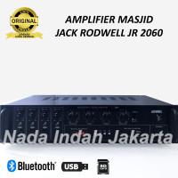 Amplifier Toa Musholla Mesjid Jack Rodwell JR 2060 Ampli Corong Masjid
