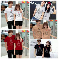 Kaos Couple Just For You
