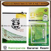 Baterai Oppo F1 A33 Neo 7 BLP605 Double Power Batre HP Rakkipanda