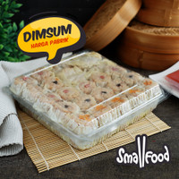 50 Pcs - Dimsum Siomay Premium Super Grosir Frozen Food Halal