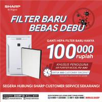Air Purifier sharp FU A80Y/ Air Purifier sharp