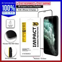Screen Protector iPhone 12 Pro Max 12 Mini Rhinoshield 3D Impact Guard