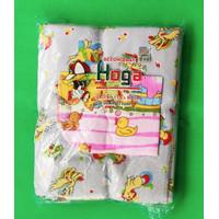 Hoga ~ 6 Pcs Bedong Bayi, Aksesoris Keamanan Bayi Quality Export