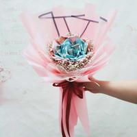 Money Bouquet / Kado Ulangtahun Buket Uang Mawar 1jt MB1020