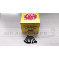 Sekrup Drywall L 6x1-1/2 inch | Sekrup Gypsum 4cm 1 dus 300pcs