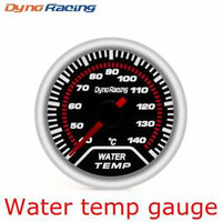 Dynoracing Dekorasi Mobil Car Decoration Water Temperature Gauge Q195