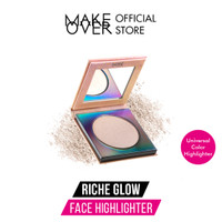 Make Over Riche Glow Face Highlighter 13g