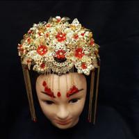 Mahkota Headpiece Chinese Gold HCH02