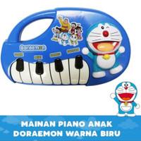 Mainan Anak Piano Doraemon / Keyboard Doraemon