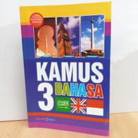 Buku Kamus 3 Bahasa, Kamus 3 Bahasa
