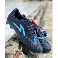 sepatu bola specs original Swervo Hydra Elite FG midnight blue 2020