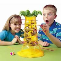 Mainan Anak Tumbling Monkey Falling Monkey Family Game