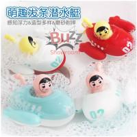 Mainan Kapal Selam Mandi Anak Bayi Semprot Berenang