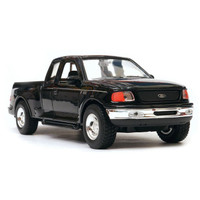 Welly Ford F-150 Flareside Supercab Pick Up 1999 - Hitam [MBW 502-HTM]