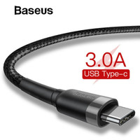 Baseus Cable USB Type C Fast Charge QC 3.0 - Kabel Data Tipe C 1m