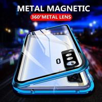 Vivo X50 pro double side magnetic case
