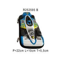 Kotak Pensil Mobil R252595 B (Biru)