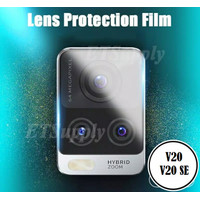 VIVO V20 / V20 SE Camera Lens Protector Tempered Glass Anti Gores Kaca