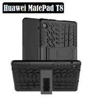 Huawei Matepad T8 Defender Heavy Duty Rugged Armor Hard Case Cover