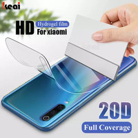 OPPO RENO 4F CLEAR BACK HYDROGEL ANTI GORES BELAKANG