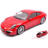Welly Porsche 911 Carrere S - Merah [MBW 496-MRH]