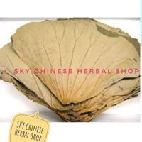 (600 GRAM) Daun Teratai Kering / Dried Lotus Leaf Dim Sum Lo Mai Kai