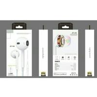 Earphone headset model iphone volume AT-154