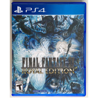 BD Kaset Game PS4 Final Fantasy XV | FF XV | FF 15