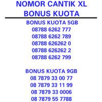 NOMOR XL CANTIK