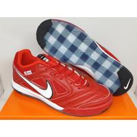 Sepatu Futsal Nike 5 Gato LTR University Red