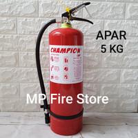 APAR 5 kg Tabung Pemadam Api fire extinguisher ABC Dry Powder 5kg