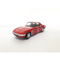 Welly 1965 Lotus Elan - Merah [MBW 495-MRH]