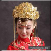 Mahkota Headpiece Chinese Gold HCH01